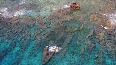 Chinchorro Reef Aerial Tour