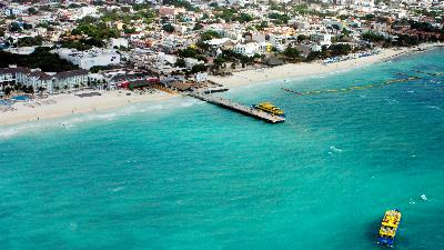 Playa del Carmen Panoramic Tour
